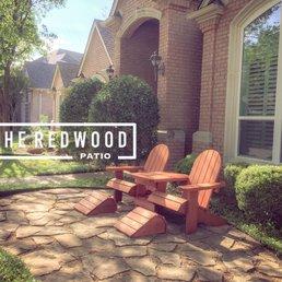 Photo Of The Redwood Patio   Aptos, CA, United States. Redwood Adirondack  Suite