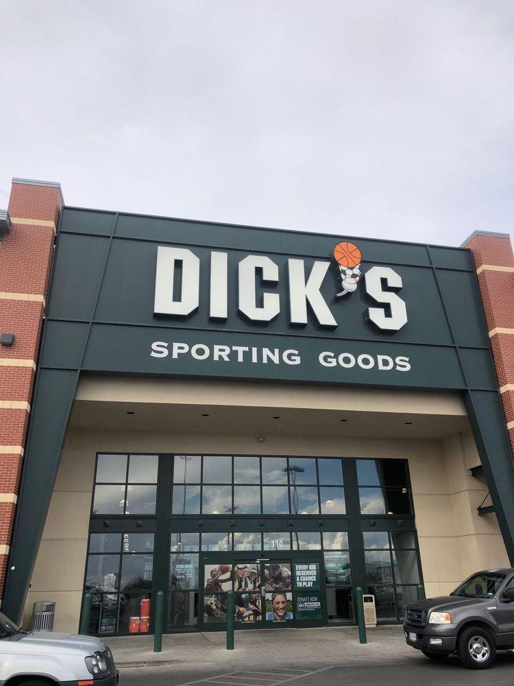 DICK'S Sporting Goods: 8889 Gateway W Blvd, El Paso, TX