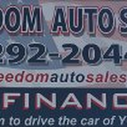 Freedom Auto Sales >> Freedom Auto Sales Auto Detailing 11421 Central Ave Ne