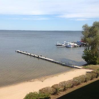 Photo Of Beachfront Hotel Houghton Lake Mi United States
