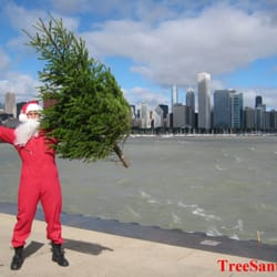 photo of treesanta chicago christmas tree delivery chicago il united states - Christmas Trees Chicago