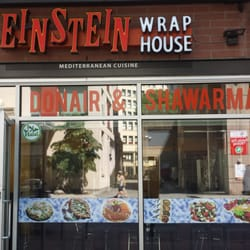 Einstein wrap house 23 photos 50 reviews middle for Abbott california cuisine