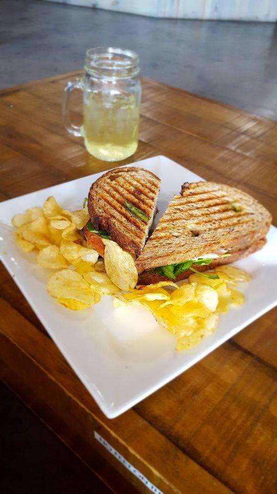 caprese turkey pesto panini - Yelp