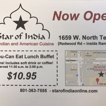 star of india order food online 83 photos 221 reviews indian rh yelp com a star buffet dinner price a star buffet price list