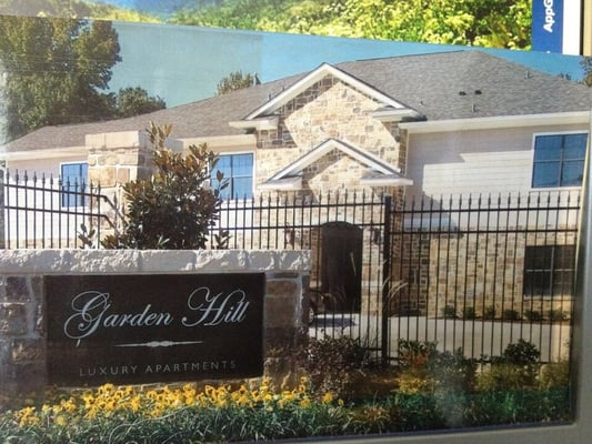 Garden Hill Apartments Lindale Tx