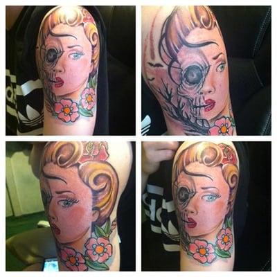 Renaissance Tattoo Studio 32 Main St Woonsocket, RI Tattoos ...