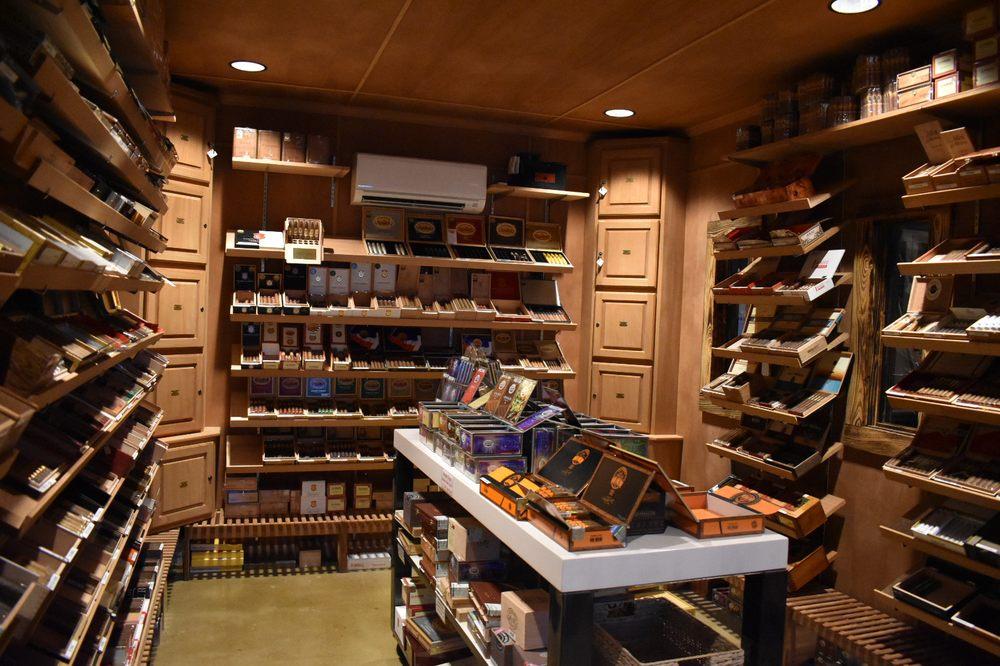 Social Spots from Legends Cigar & Vape