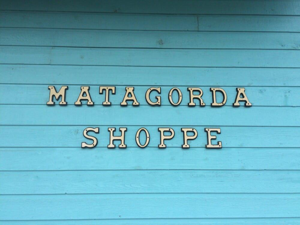 Matagorda Shoppe: 214 Fisher St, Matagorda, TX