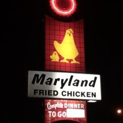 Maryland Fried Chicken Chicken Shop 538 S Main St Swainsboro