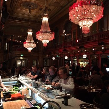 Test av brunch i stockholm asiatiskt pa berns
