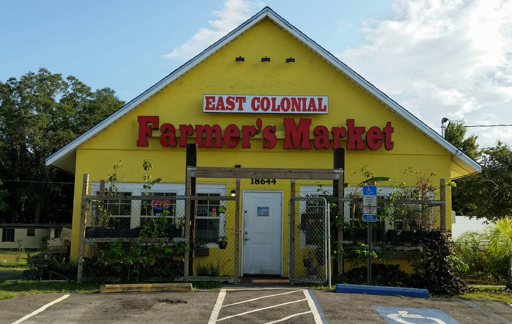 East Colonial Farmer's Market