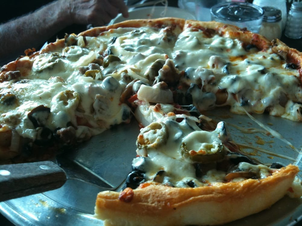 Capparelli S Pizza Amp Italian Food Pizza 19501 Fm 3009
