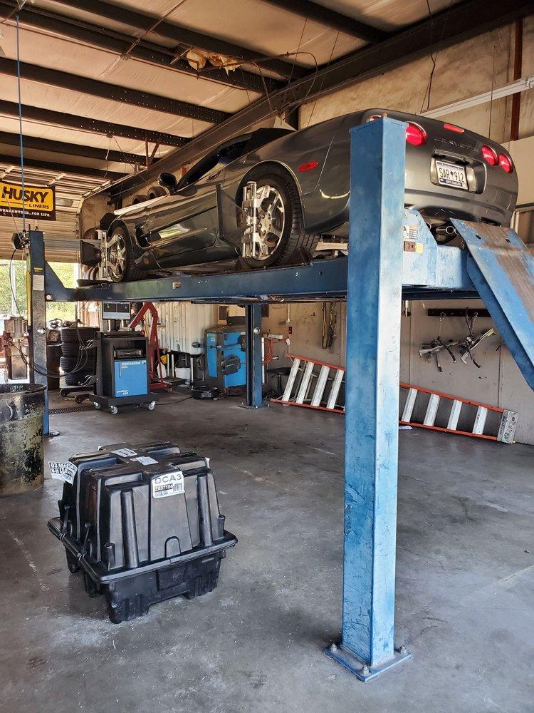KMS Auto Repair Center: 376 Lancaster Byp E, Lancaster, SC