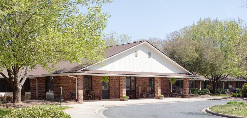 Woodland Hill Center: 400 Vision Dr, Asheboro, NC