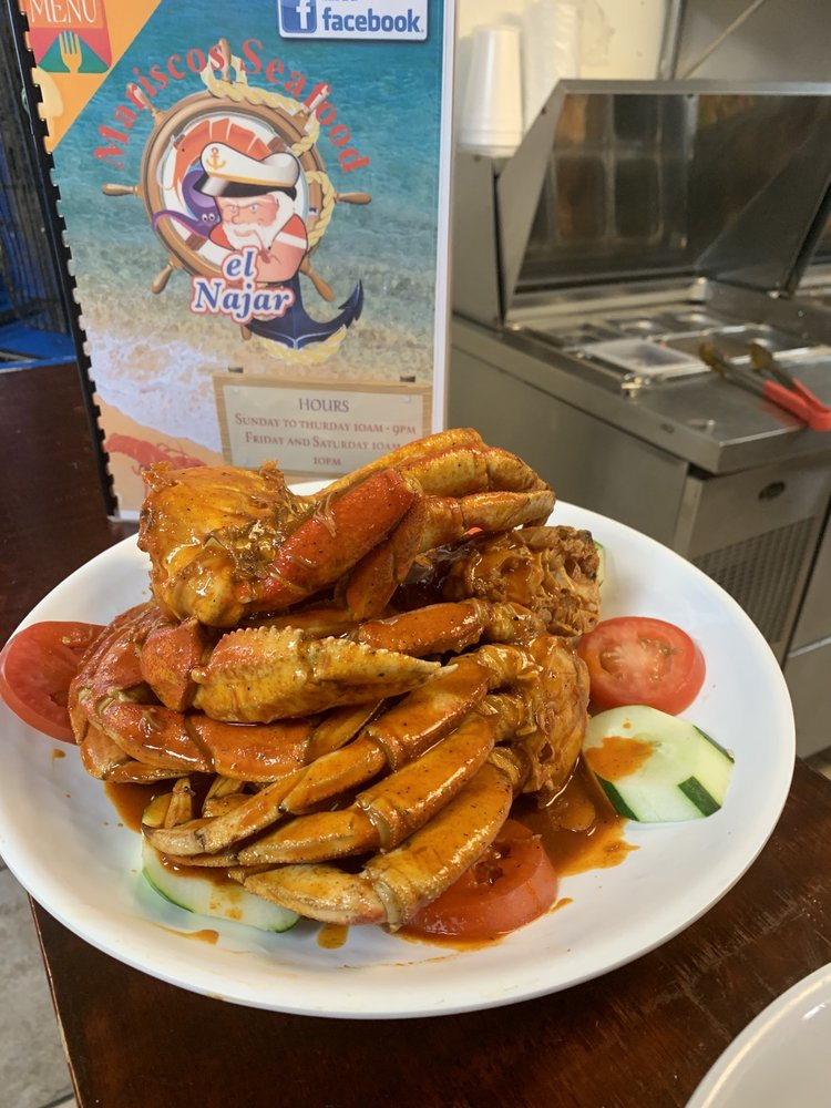 Mariscos Seafood El Najar: 5606 Colinsville Rd, East St. Louis, IL