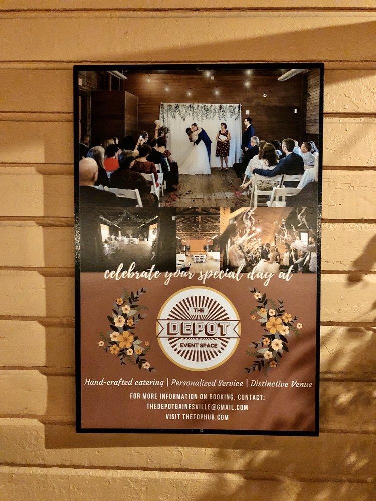 Boxcar Wine & Beer Garden: 201 SE Depot Ave, Gainesville, FL