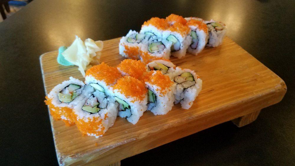 Food from Inoko Hibachi Express Eastside