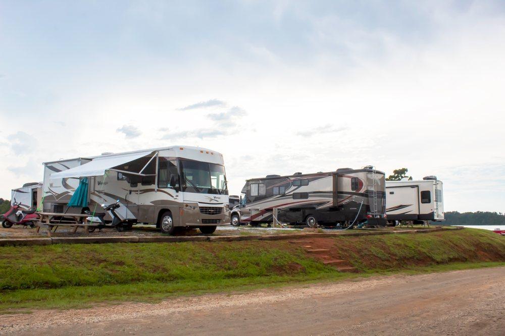 Big Water Marina & Campground: 320 Big Water Rd, Starr, SC