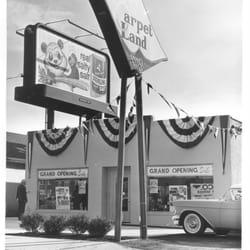 Photo of Carpet Land - Catonsville, MD, United States. 1954 nostalgic photo of
