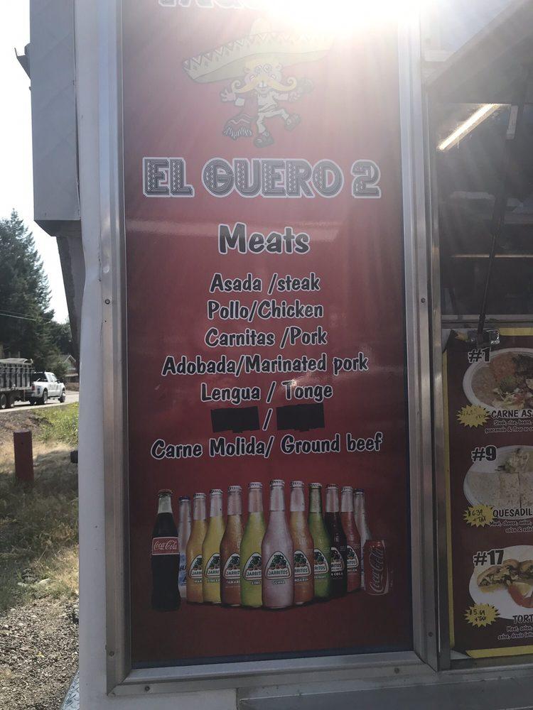 Taqueria El Guero: 24121 NE State Route 3, Belfair, WA