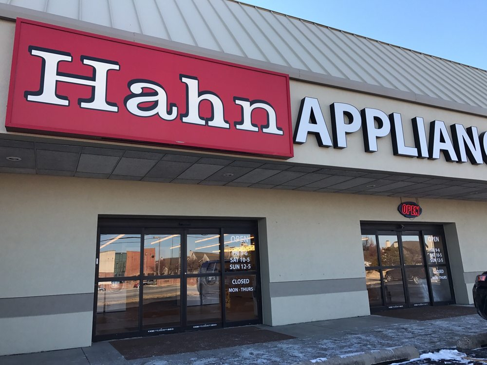 Hahn Appliance Warehouse