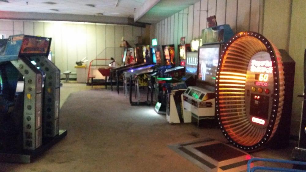 High Voltage Arcade : High voltage arcade spelhallar mall view rd