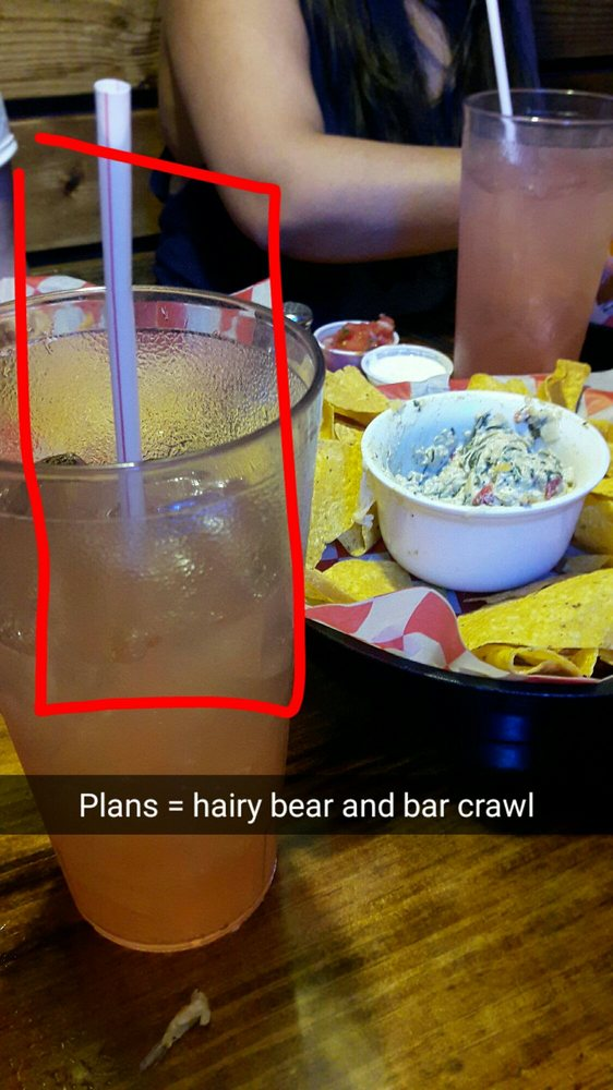 Hairy bear bloomington