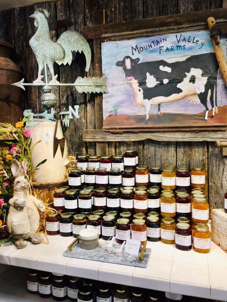 Mountain Valley Farm Store: 2021 Homer Wright Rd, Ellijay, GA