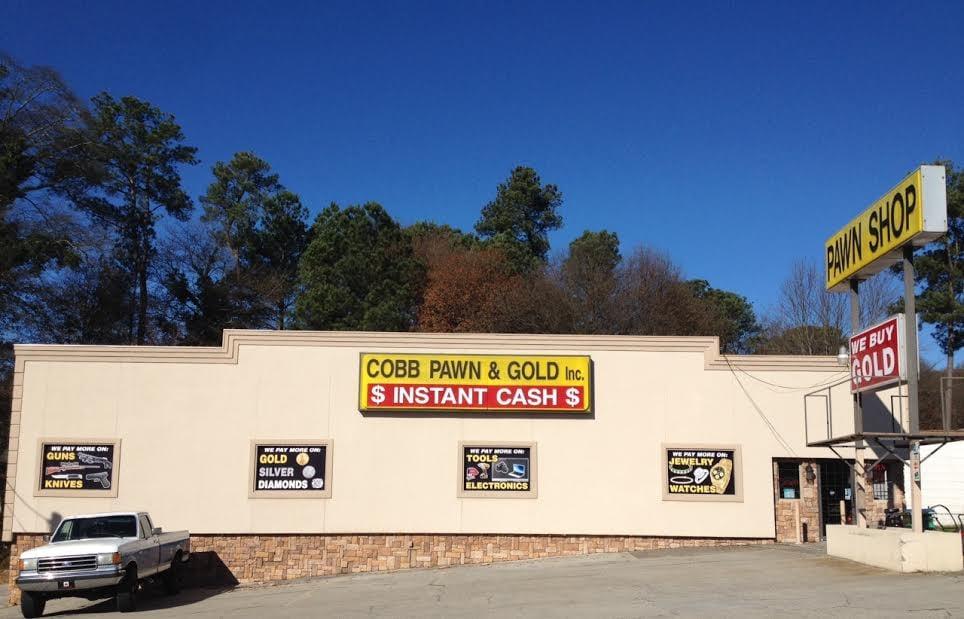 Cobb Pawn & Gold Inc: 842 S Cobb Dr SE, Marietta, GA