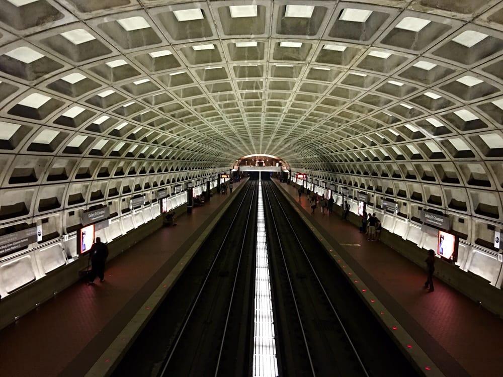 gallery place-chinatown metro station - 59 photos  u0026 44 reviews - metro stations