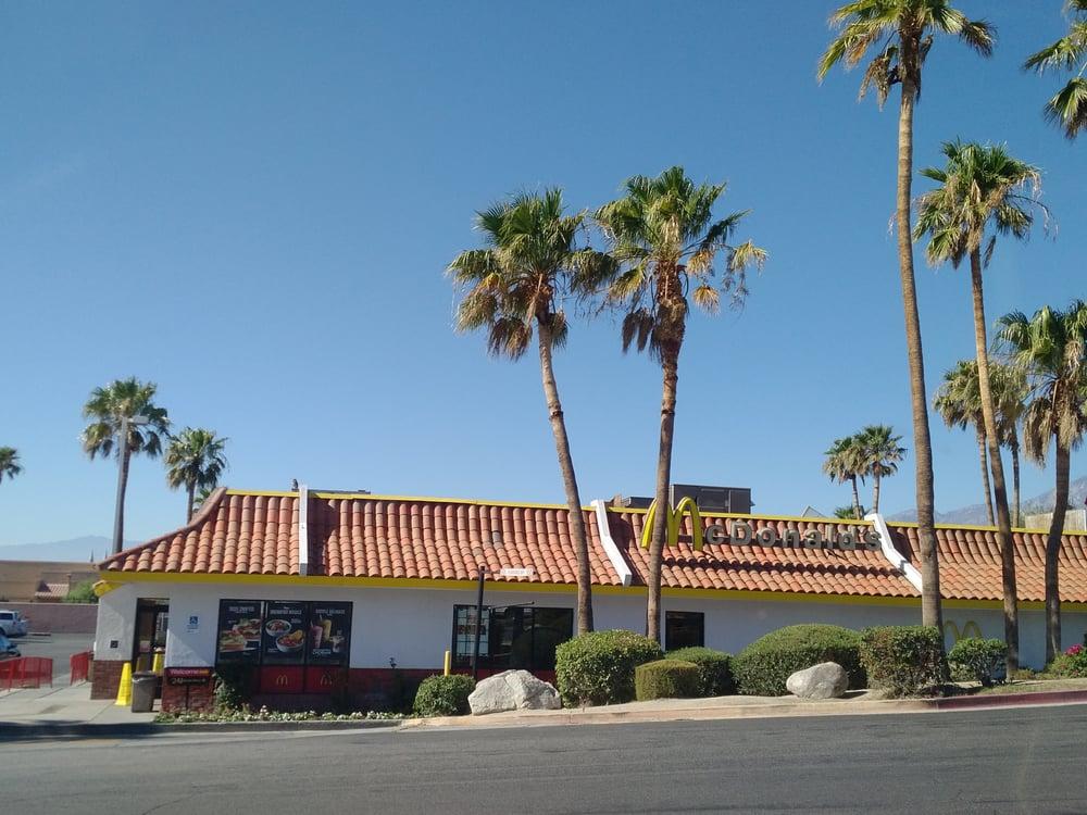 Fast Food Near Palm Desert