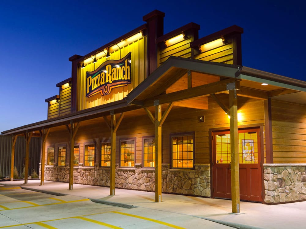 Pizza Ranch: 1505 8th St SE, Orange City, IA
