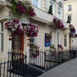 Comfort Inn London Buckingham Palace Road 111 Photos