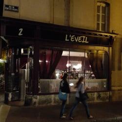 L eveil restaurants 2 rue pont des roches metz france restaurant reviews phone number - Restaurants place de chambre metz ...