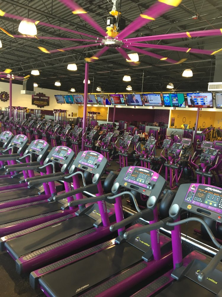 Planet Fitness: 265 Rolling Hills Cir, Easley, SC