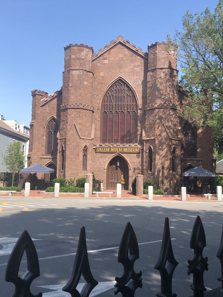 Salem Historical Tours
