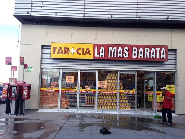 La Más Barata - Farmacia - Plaza Oasis, Canon Pedrera