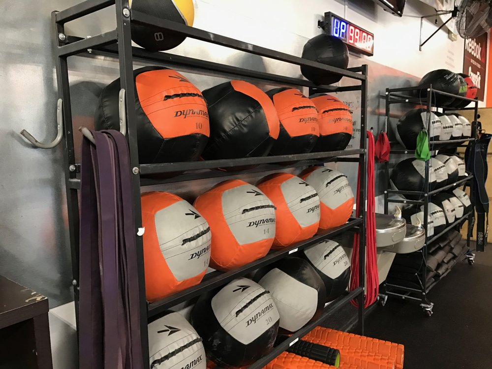 Forge Fitness Powered By CrossFit Shades: 2301 Old Columbiana Rd, Birmingham, AL