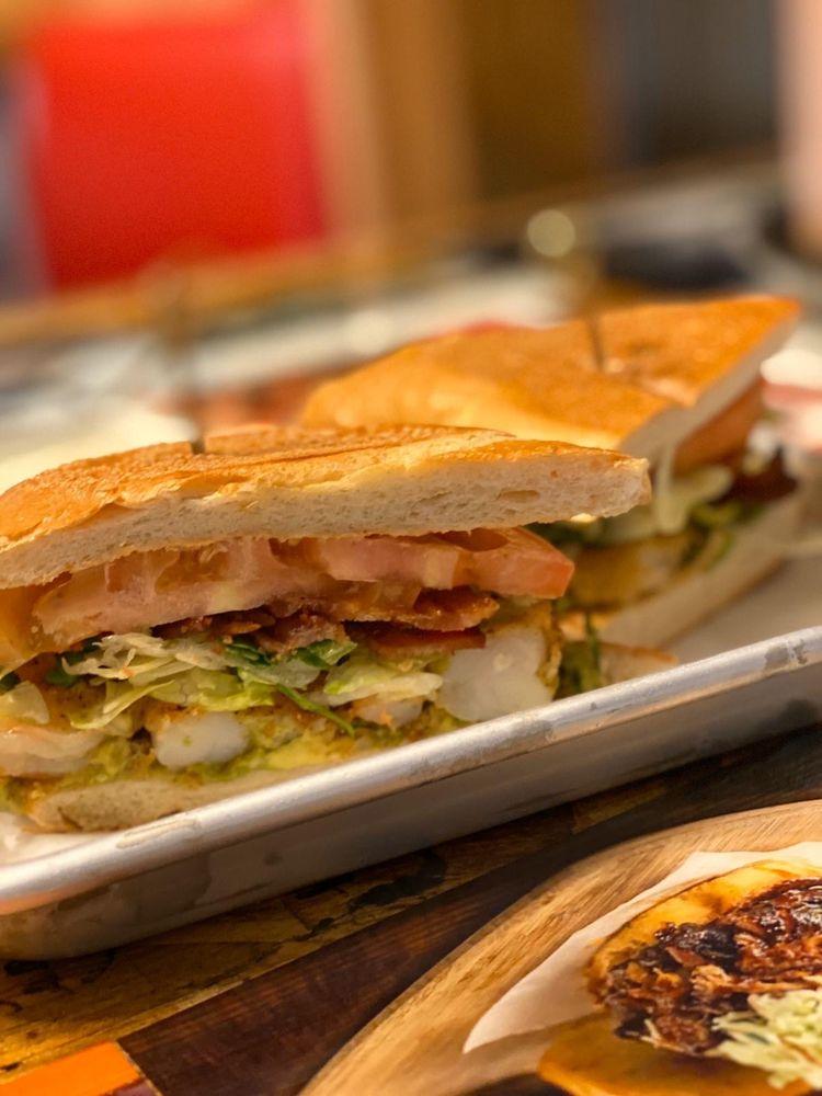 The Hush Cuban Cafe' & Oyster Bar: 7052 Highway 441, Dillard, GA