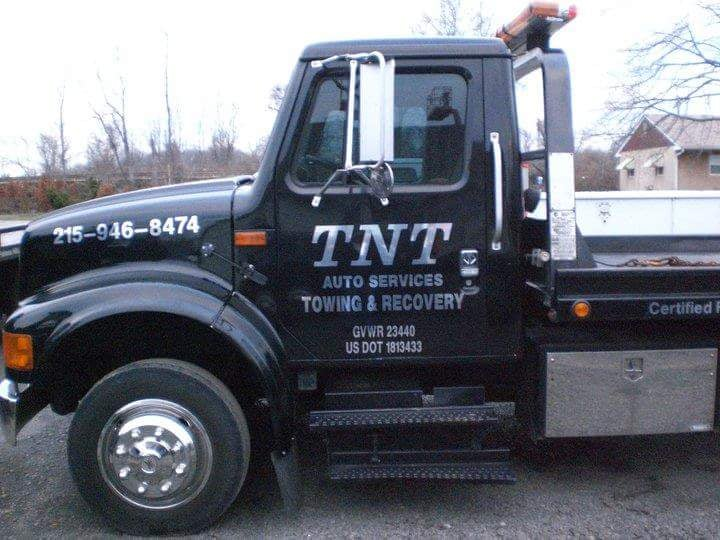 Towing business in Morrisville, PA