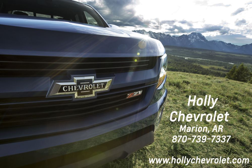 Holly Chevrolet: 6601 I-55, Marion, AR