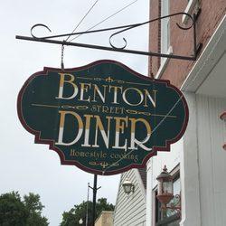 Benton Street Diner American Traditional 109 S St
