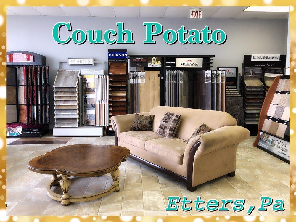 Couch Potato Carpet & Flooring: 320 Newberry Commons, Etters, PA