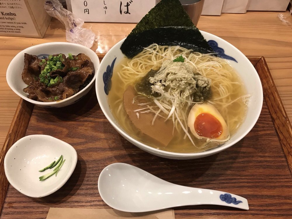Menya Inoichi Hanare
