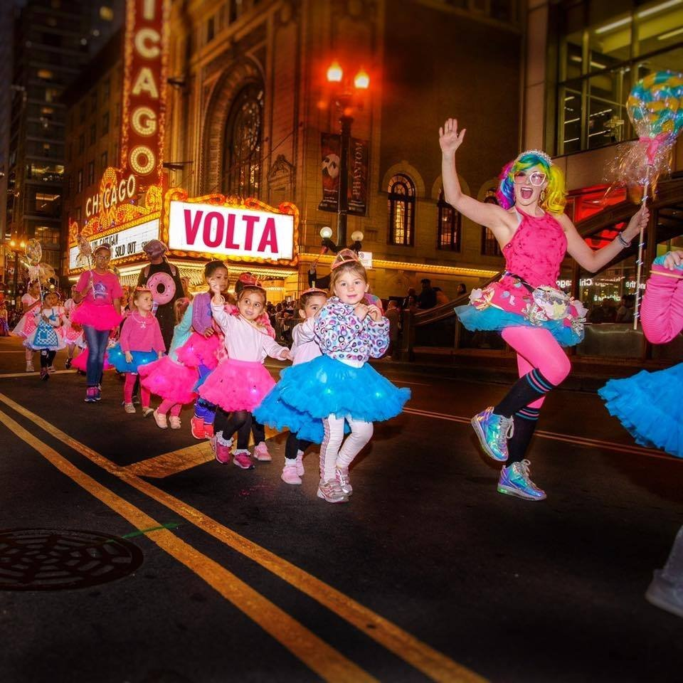 VOLTA Performing Arts: 2142 N Milwaukee Ave, Chicago, IL