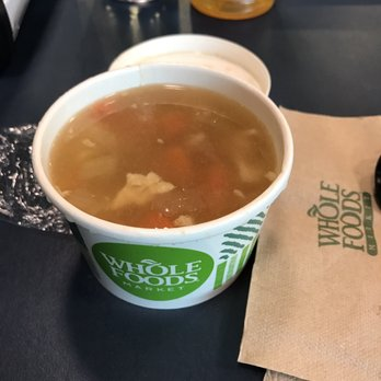 Whole Foods Soup Nutrition Food