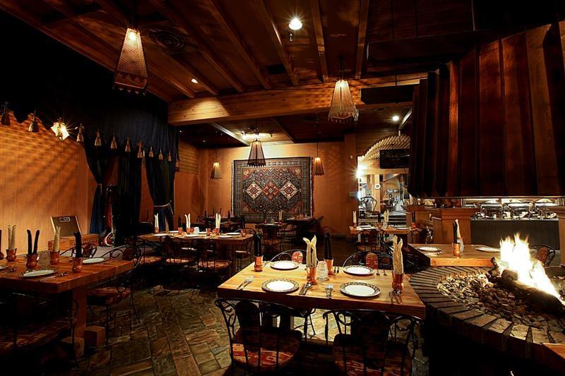 Edmonton Khazana Restaurant