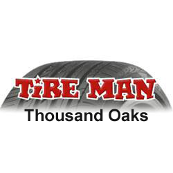 Tire Man: 2468 E Thousand Oaks Blvd, Thousand Oaks, CA