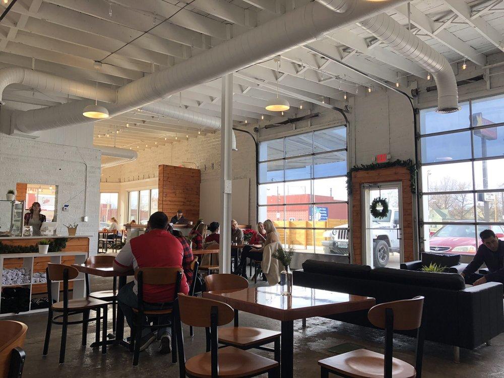 Social Spots from Zinc Coffee