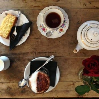 Ditchling Tea Rooms Afternoon Tea